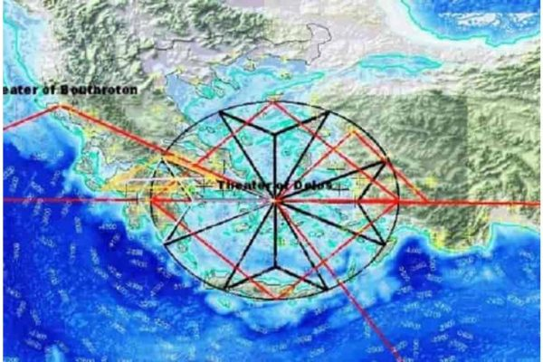 γεωμετρικός γεωδαιτικός τριγωνισμός